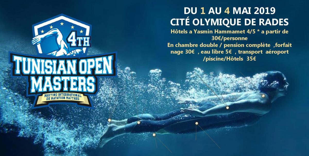 Tunisian Open Masters 4