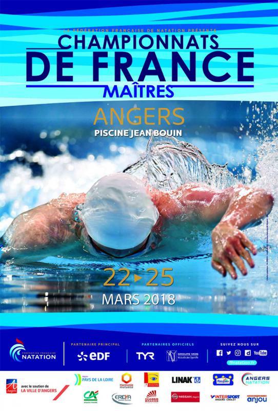 Photo Championnats de France Hiver à Angers