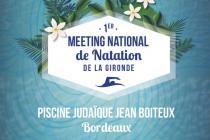 1er Meeting National Gironde Bordeaux